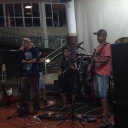 Lan�amento do Festival Rock in Ruy 2014