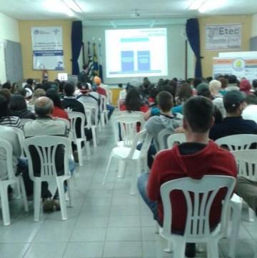Semana do Empreendedor tem palestra motivacional hoje na Etec Amin Jundi