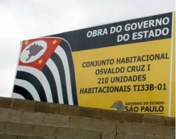 Sorteados come�am hoje comprova��o de condi��es para 210 casas da CDHU