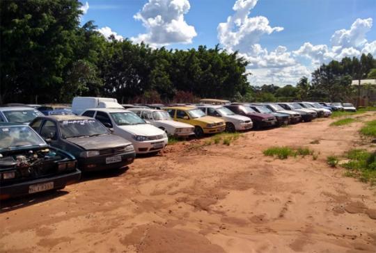 3d9271fd20d Mais de 380 veículos vão a leilão em Tupã neste mês - Destaque ...