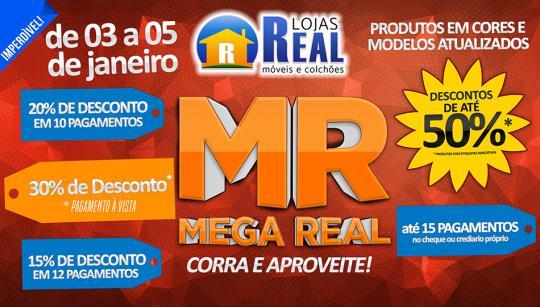 0a4648f35 Confira as ofertas da Lojas Real Móveis e Colchões e comece o ano com a  casa renovada