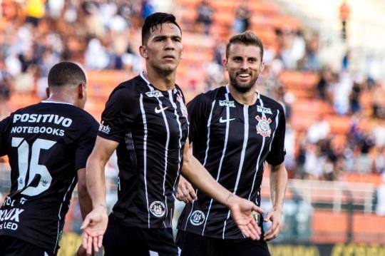 SÃO PAULO - O Corinthians teve pelo menos uma boa notícia neste domingo  (18). O time que perdeu para o Bragantino no duelo de ida das quartas de  final do ... 585b0df88817c