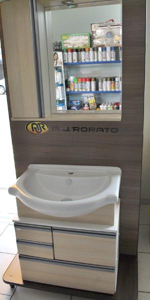 Casa Avenida traz novidades pias e gabinetes para banheiro A J Rorato  De -> Armario Banheiro Rorato