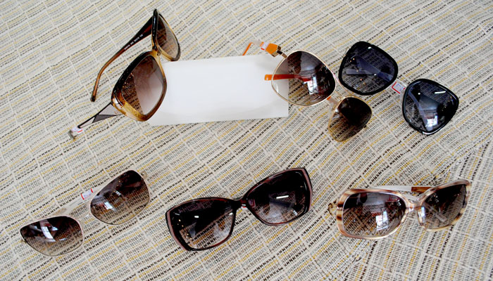 92975b09a Ótica Veja apresenta em suas vitrines a nova coleção em óculos de ...