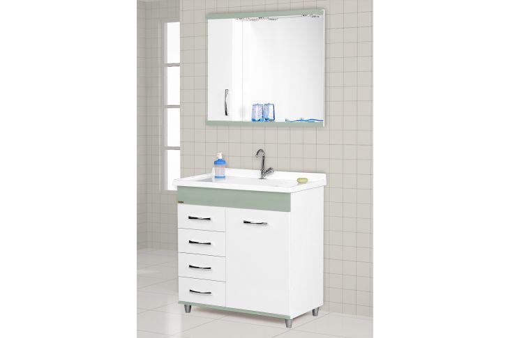 Casa Avenida traz novidades pias e gabinetes para banheiro A J Rorato  De -> Armario De Banheiro A J Rorato