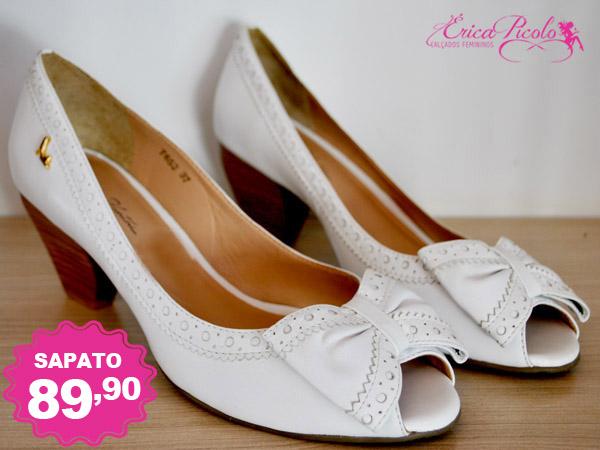 d6fdb08994e2d Calçados Femininos com descontos incríveis é com a loja Érica Picolo ...